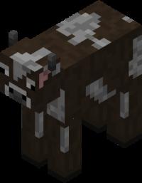 cow_kráva_cz_minecraft_mob