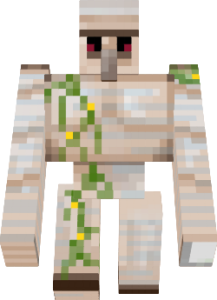 golem_mob_minecraft_CZ