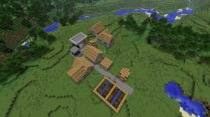 minecraft_village_vesnice_cz